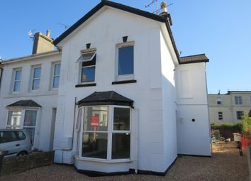 Thumbnail 1 bedroom flat to rent in Conway Road, Paignton