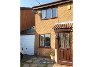2 bed semi-detached house to rent in Armscote Close, Derby DE21