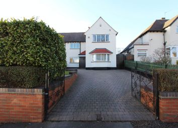 Thumbnail 3 bedroom semi-detached house for sale in Broadstone Avenue, Walsall