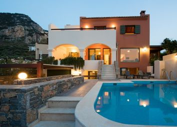 Thumbnail 3 bed semi-detached house for sale in Istron, Lasithi, Crete, Greece