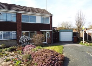 Thumbnail 3 bed property to rent in Elmwood Grove, Uttoxeter
