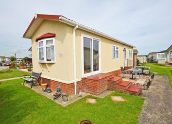 Thumbnail 1 bed mobile/park home for sale in Creek Road, Canvey Island