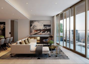 Thumbnail 3 bed flat for sale in 10 Park Drive, London, Greater London