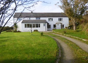 Thumbnail 4 bed detached house for sale in Higher Penpol, St Veep, Nr Lerryn