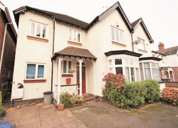 Thumbnail 4 bedroom semi-detached house for sale in Russell Road, Hall Green, Birmingham