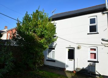 Thumbnail 1 bed end terrace house for sale in Water Lane, Tiverton