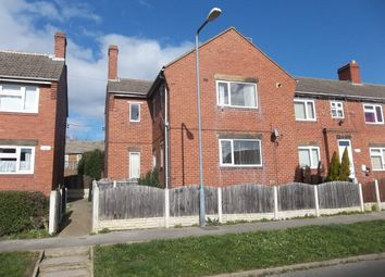 Thumbnail 4 bed semi-detached house to rent in Manor Crescent, Grimethorpe, Barnsley
