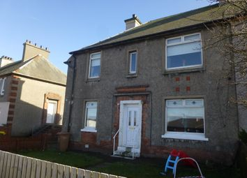 Thumbnail 2 bed flat for sale in Greengairs Road, Greengairs, Airdrie, North Lanarkshire