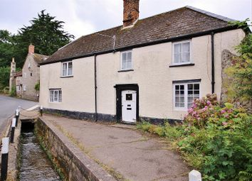 Thumbnail 4 bed cottage for sale in Church Street, Axmouth, Seaton