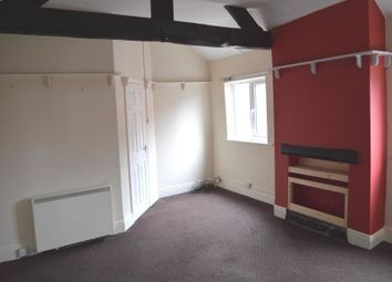 Thumbnail 2 bed flat to rent in Wheelock Street, Middlewich