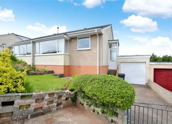 Thumbnail 2 bed semi-detached bungalow for sale in Windmill Close, Brixham, Devon