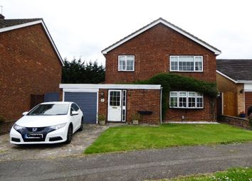 Thumbnail 4 bed detached house to rent in Hawthorn Way, Chiswell Green, St.Albans