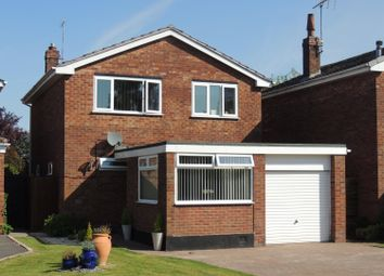 Thumbnail 3 bed detached house for sale in Wyken Close, Dorridge, Solihull
