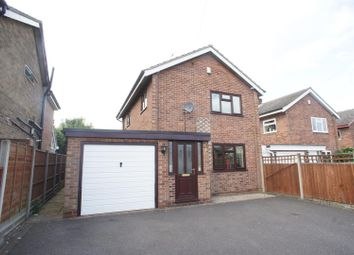 Thumbnail 3 bed property to rent in Cordwell Close, Castle Donington, Derby