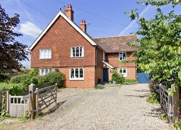 Thumbnail 3 bed semi-detached house for sale in Millwood, Fir Toll, Station Road, Pluckley, Kent
