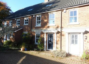 Thumbnail 4 bed terraced house to rent in Saxon Place, Bungay
