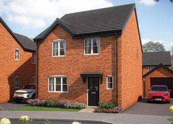 """Thumbnail 4 bedroom detached house for sale in """"The Mylne"""" at Oteley Road, Oteley Road, Shrewsbury, Shropshire"""