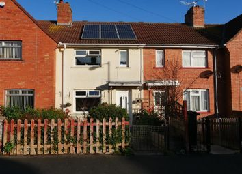 Thumbnail 2 bed terraced house for sale in Padstow Road, Knowle, Bristol