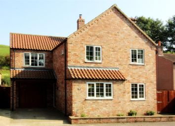 Thumbnail 6 bedroom property for sale in Back Street, Langtoft, Driffield