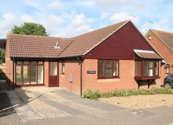Thumbnail 3 bed detached bungalow for sale in St. Marys Close, Redenhall, Harleston