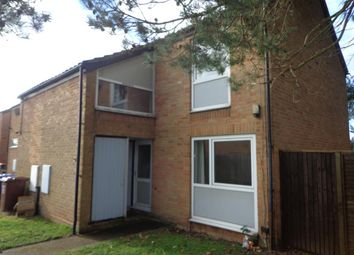 Thumbnail 2 bed end terrace house to rent in Eriswell Drive, Lakenheath
