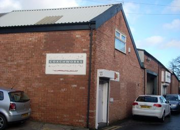 Thumbnail Warehouse to let in 22 Back Goldspink Lane, Newcastle Upon Tyne, Tyne And Wear