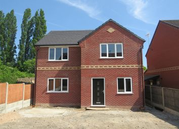 Thumbnail 4 bed detached house for sale in Cedar Park, Queens Drive, Ilkeston