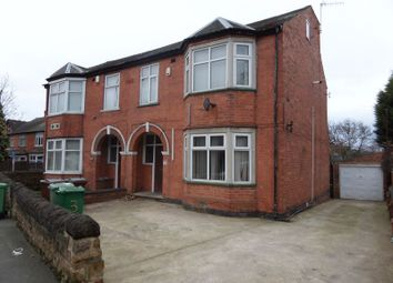 Thumbnail 7 bed semi-detached house to rent in Lenton Boulevard, Lenton, Nottingham