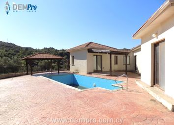 Thumbnail 4 bed bungalow for sale in Giolou Village, Giolou, Paphos, Cyprus