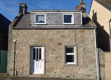 Thumbnail 1 bed detached house for sale in High Street, Lossiemouth