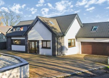 Thumbnail 5 bedroom detached house for sale in Milton Hill, Newport