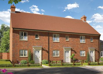 Thumbnail 3 bedroom terraced house for sale in Reach Road, Burwell, Cambridgeshire