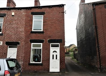 Thumbnail 2 bed end terrace house to rent in Spring Street, Barnsley, South Yorkshire