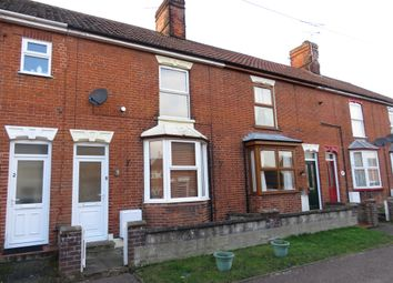 Thumbnail 2 bed terraced house for sale in Grove Road, North Walsham