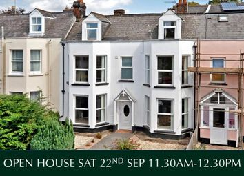 Thumbnail 5 bed terraced house for sale in Topsham Road, Exeter