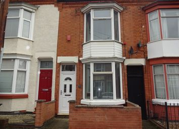 Thumbnail 2 bed terraced house to rent in Ivy Road, Leicester