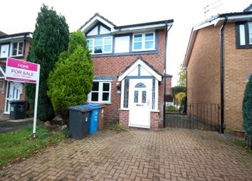 Thumbnail 3 bed detached house for sale in Merrydale Avenue, Eccles, Manchester