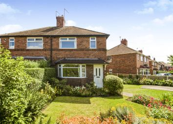 Thumbnail 3 bed semi-detached house for sale in Ewell Road, Wollaton, Nottingham