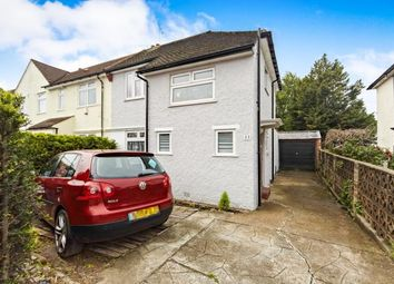 Thumbnail 3 bed end terrace house for sale in Miller Road, Croydon, Surrey, .