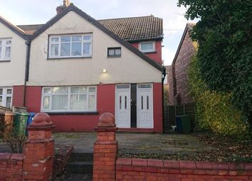 Thumbnail 1 bed flat to rent in 14A Tewkesbury Drive, Manchester, Lancashire