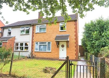 Thumbnail 3 bedroom semi-detached house for sale in Ripon Way, Swindon
