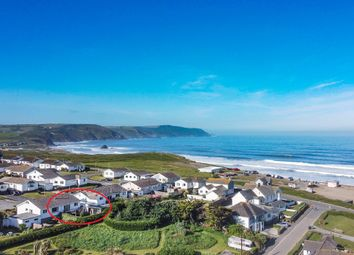Thumbnail 2 bed semi-detached bungalow for sale in Atlantic Close, Widemouth Bay, Bude, Cornwall