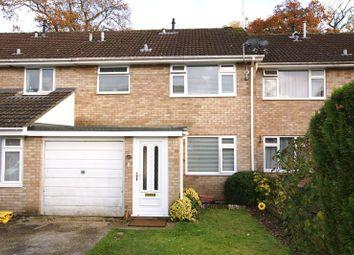 Thumbnail 3 bed terraced house for sale in Jubilee Road, Corfe Mullen, Wimborne