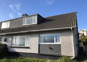 Thumbnail 3 bed bungalow for sale in St Austell, Cornwall