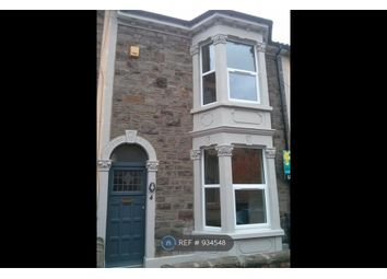 Thumbnail 2 bed terraced house to rent in Northcote Road, St. George, Bristol