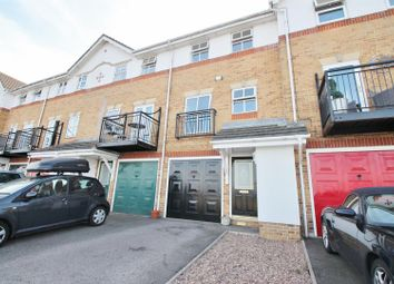 Thumbnail 3 bed town house to rent in Sara Crescent, Greenhithe