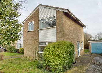 Thumbnail 3 bed detached house for sale in Tyne Road, Oakham