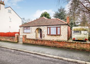 Thumbnail 2 bed detached bungalow for sale in Lower Kenyon Street, Thorne, Doncaster
