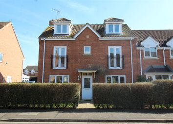 Thumbnail 4 bed semi-detached house for sale in Reedland Way, Hampton Vale, Peterborough
