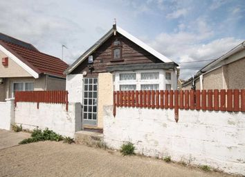 Thumbnail 1 bed bungalow for sale in Beach Way, Jaywick, Clacton-On-Sea